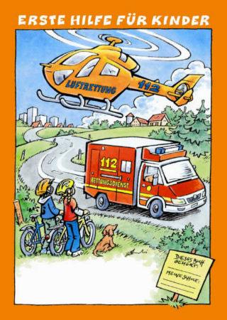 POS TUNING - Erste Hilfe für Kinder Arbeitsbuch